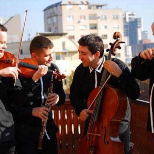 Music Progressive Quartet